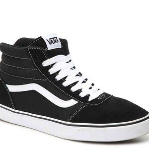 Men's Vans High-Top Sneakers